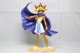 Mostri duello yu-gi-oh 24cm Anime Action Figure PVC Nuova collezione figure giocattoli Collezione per regalo di Natale da