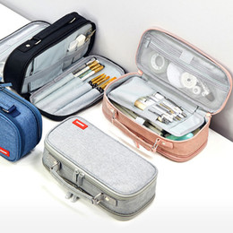 Süße Einhorn Geformt Reise Make-Up Beutel Geldbörse Federmäppchen Tasche