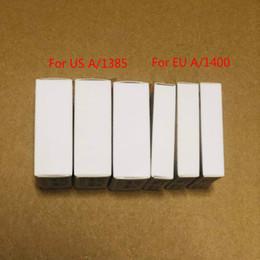 2019 iphone multi carregador cabo OEM Qualidade 5W 5V 1A US / EU Plug USB AC Power Adapter carregador adaptador de parede de carregamento A1385 A1400 com caixa de varejo