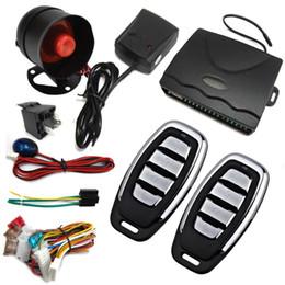 système de verrouillage central Promotion Capteur de verrouillage central d'immobilisation d'alarme de système de sécurité automobile M802-8152