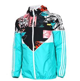 2019 épaulettes mens d'hiver Hommes Femmes Manteaux Brand New Vestes Printemps Automne Coupe-vent Casual Coats