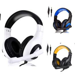Vendeurs d'iphone en Ligne-Meilleur vendeur outillage casque de jeu Casque pour PC XBOX ONE PS4 Casque casque pour ordinateur Casque