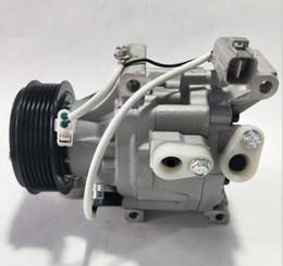 Компрессоры для кондиционирования воздуха онлайн-OEM 883201A481 DENSO автомобиль кондиционер компрессор для TOYOTA Corolla MR2 Spyder PV6 12v