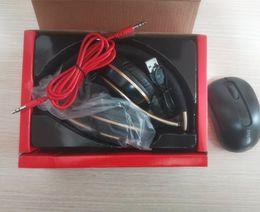 Sol3 Bluetooth Kopfhörer Wireless Headset True Stereo Ohrhörer mit Mikrofon Kopfhörer Unterstützung 3,5 mm AUX TF-Karte für iPhone Geschenke für Kinder von Fabrikanten