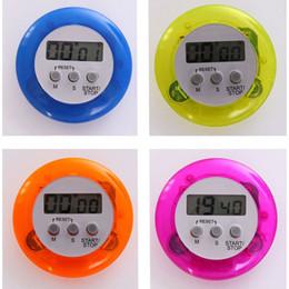 kleine mechanische timer Rabatt Mode Kochzeit Alarm Red Tomato mechanischer Art-Countdown-Timer-Kreis elektronische Timer Küchen-Timer Küche ToolsT2I5158