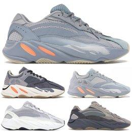 2019 zapatillas reales Adidas yeezy 700 Top populares Tephra Analog zapatillas de diseñador Wave Runner Geode Inertia Mauve Ourdoor zapatillas deportivas Salt Static Vanta Sport 36-47 zapatillas reales baratos