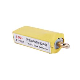 Ferramenta oca on-line-Cola Limpa Máquina CJ6 + 100-240 V EUA OCA Ferramenta Removedor de Cola Para O Telefone Móvel Tela LCD Reparação Com Electro-Motor (Plug EUA)