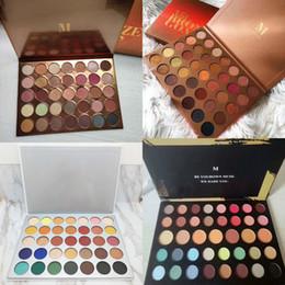 2019 kylie brillant En stock Nouveau maquillage de haute qualité fard à paupières 35 couleurs de la mode Matte Eyeshadow Palette DHL livraison gratuite