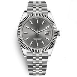 15 couleurs montre de luxe 41mm 126333 126334 116233 Montre automatique Montre à diamants Boîte documents en acier inoxydable 2813 mouvement montres hommes montres ? partir de fabricateur