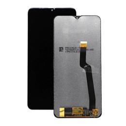 Замена черный 6,2-дюймовый ЖК-сенсорный экран дисплея планшета для Samsung Galaxy A10 A105 SM-A105F / DS жк-частей от