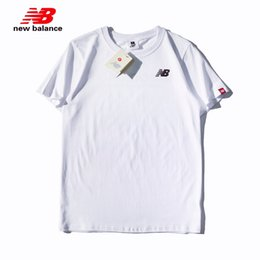 bb3bee7aa30b5 H816 New BaIance Classic Hot Cotton Pure Color Letter Print Fashion  Temperament Size M-XXL Free Delivery