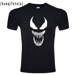 шорты для подъема веса Скидка Venom печатных футболки мужчины повседневная рубашка с коротким рукавом фитнес Майка мужской Crossfit топы гиревой спорт базовый слой