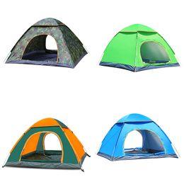 2019 сверхлегкие палатки для альпинизма Кемпинг рюкзаки палатки водонепроницаемый палатка анти-УФ 2/3 человек складные автоматические всплывающие открытые сверхлегкие солнечные укрытия скидка сверхлегкие палатки для альпинизма