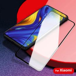 9H cubierta completa de vidrio templado para Xiaomi Mi Mix 3 2S Mix3 Mix2 5X 6X 8 8SE Protector de pantalla de película protectora desde fabricantes