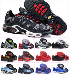 0905e073c38 Vente en gros 2019 TN PLUS Baskets originaux de mode pour hommes TN ShOes  soldes TOP qualité pas cher France BASKET TN ReQUIN ChauSSures Homme Taille  40-46 ...