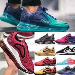 2019 regali più cool per gli uomini NIKE AIR MAX 720 Scarpe delle donne e degli uomini E098 scarpe causali 2019 Così bello colorato regalo di stile estivo Kpu luci Eur36-45 Trasporto di goccia regali più cool per gli uomini economici