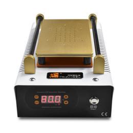 mantenimiento de pantalla Rebajas Máquina de separación de pantalla de renovación de teléfono móvil Separador de pantalla LCD Mantenimiento Separador de etapa de calentamiento a temperatura constante