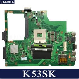 2019 mainboard para laptop KEFU K53SK Laptop motherboard para ASUS K53SK testar original mainboard mainboard para laptop barato