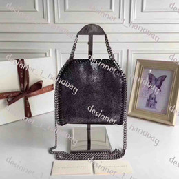 bolso de ciervo Rebajas Pequeño bolso de diseñador claro de marque para mujer 2019 nueva moda Messenger bag cadena bolso de hombro femenino SHAGGY DEER material bolso