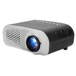 1c3f6a3f5 2019 mini-led-projektor hd Mini HD 1080P LED Projektor Theater HDMI Beamer  1000