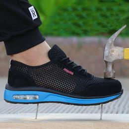 Canada Chaussures de sécurité pour hommes, bottes à embout d'acier, en plein air, destinées à prévenir la perforation Offre