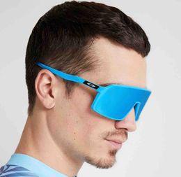 Gafas de sol de bicicleta online-Nueva moda Sutro gafas de ciclismo polarizadas Hombres Mujeres Bicicleta Rosa Bicicleta Deportes 009406A 3 pares de lentes al aire libre Ciclismo gafas de sol gafas