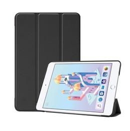 2019 transparente farbe ipad mini Für samsung galaxy tab a 2019 sm-t510 s5e t720 p200 magnetische trifold ledertasche tablet für ipad mini 5 ipad air 10.5