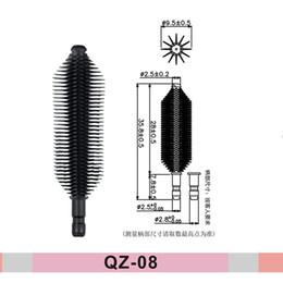 Gros Youniq Moodstuck 3D Fiber Lash Corée Du Sud Tube De Café Chaud Cils Sourcils Eyeliner Mascara Brosses Maquillage pour Salon De Beauté QZ-08 ? partir de fabricateur