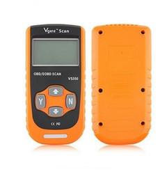 New arrvial VS550 Automotive OBD II OBD2 OBDII ODB Diagnostic Code Reader Scanner Scan tool VS 550