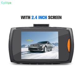 """Câmera do carro G30 2.2 """"Full HD 1080 P Carro DVR Gravador de Vídeo Traço Cam 120 Graus de Largura Ângulo de Detecção de Movimento de Visão Noturna G-Sensor WithRetailBOX de"""