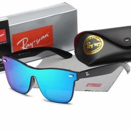 Top quality New Style homens e mulheres marca óculos de sol 4440 Classic Pilot Sun óculos Film-coated óculos polarizados ao ar livre + CAIXA de