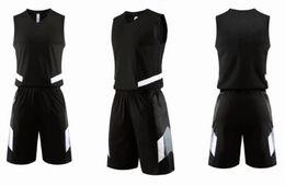 Athletische basketball-trikots online-Top 2019 Männer Mesh-Performance-Custom Shop Basketball Jerseys Customized Basketball Kleidung Sets mit Shorts Kleidung Uniform Männer Athletisch