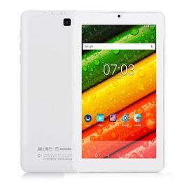 comprimidos de rockchip Desconto ALLDOCUBE C1 Tablet PC RK3126 ROCKCHIP Quad Core 1 GB Ram 8 GB Rom 7 polegadas 1024x600 Tela IPS Android7.0 WIFI Bluetooth Câmera Dupla