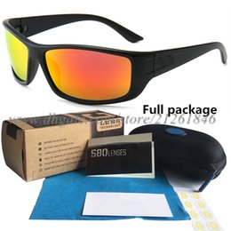 packaging coatings Coupons - Full Package Cycling Sports Sunglasses COSTA TR90 Frame Brand Designer Sunglasses Men Driving Eyewear Coating Sport Sunglasses