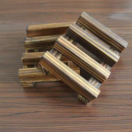 Portasapone da bagno in legno all'ingrosso Portasapone da bagno Piatto doccia Bagno NUOVO Negozio in tutto il mondo Caldo da