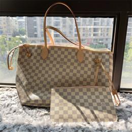 c05212827eef3 2019 damen tote große tasche designer handbags damen designer luxus  handtaschen geldbörsen leder handtasche brieftasche schultertasche