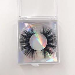 extensiones de pestañas de visón siberiano al por mayor Rebajas 5D Mink Lashes Vendor 15mm 18mm 20mm 5D Cruelty Free Lashes Real Mink Eyelash para maquillaje