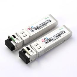 2019 desbloquear 3g hsdpa modem DPP2-3392-6CY1 10G SFP + BIDI Módulo de transceptor óptico LC Simplex TX1270nm RX1330nm 60km port