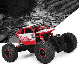 rc carro de reunião Desconto Original Rc Car 4wd 2. 4 ghz Rc Car Brinquedos Rally Escalada Carro 4x4 Motores Duplos Bigfoot Modelo de Controle Remoto Off-veículo Da Viatura