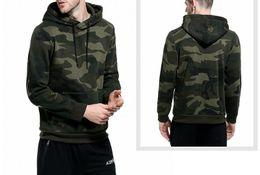 Rabatt Militär Sweatshirts Kapuzenpullis | 2020 Militär