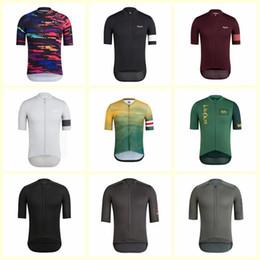 Equipo de RAPHA Ciclismo mangas largas jersey Ropa de ciclismo para otoño primavera Camisas superiores largas MTB Bike Clothing D1018 desde fabricantes