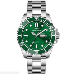 Синий цвет стали стали смотреть онлайн-Зеленый красный синий черный четыре цвета дайвинг серии Water ghost watch мужская стальной ремень часы Angela Bos Angrabao новые продукты