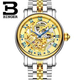 relógio automático feminino Desconto Suíça Mecânica Relógio Dos Homens de Negócios Das Mulheres Dos Homens Relógios de Esqueleto de Pulso Automático Relógio de Mulher Relogio À Prova D 'Água 2019