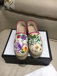 prateleira de sapato Desconto sapatos pescador novas prateleiras ocasional pão de ló designer de luxo retro corda de cânhamo estilo nacional grossa com solado de sapatos feitos à mão 35-40 456
