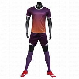 Camisas personalizadas dos esportes on-line-2019 novo uniforme dos esportes do futebol dos homens 2018 diy personalizado t-shirt de treino putuan respirável camisa curta 3252