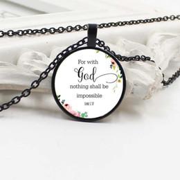 Glaskuppel Anhänger Halskette Schrift Zitat Schmuck Christian Geschenk, glauben Hoffnung Glauben Liebe Traum Glas Dome Anhänger Halskette von Fabrikanten