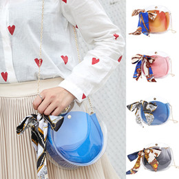 модные сумки для вечеринок Скидка KKMHan  Woman Trendy Mini Clear Jelly Shoulder Bags Ladies Leisure Party Hand Bags Dropshipping bolsas feminina