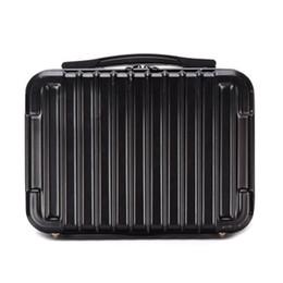 zoom pc Rebajas Para Mavic 2 Suitcase Hardshell a prueba de agua bolso de la caja de la PC para DJI Mavic 2 Pro / Zoom Drone accesorios
