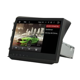 reproductor de mp3 honda civic Rebajas Android 8.0 Octa Core 10.1