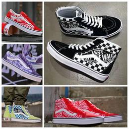 7ecb9db42e 2019 VANS Old Skool G-Dragon Style 36 SK8-Hi White Black zapatillas de  deporte Women Men Canvas Casual Skate Shoes Mens Trainers Sneakers
